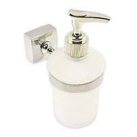 Настенный дозатор для жидкого мыла Besser 7*11.5*15.5 см