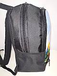 Принт рюкзак STARS спортивный спорт городской стильный Школьный Хорошее качество рюкзаки оптом, фото 4