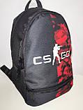 Принт рюкзак STARS спортивный спорт городской стильный Школьный Хорошее качество рюкзаки оптом, фото 2