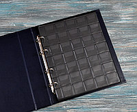 Альбом для монет Hobby Collection Classic Optima Mix + 10 листів (на 519 монету) + прокладочні листи