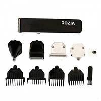 Машинка для стрижки волос 5 в 1 Rozia HQ-5300, фото 1
