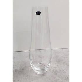 Ваза стеклянная 34 см Crystalex Bohemia 82237