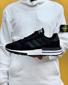 Чоловічі кросівкиAdidas ZX 500 Black/white