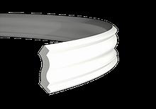 Карниз 1.50.103 гибкий для потолка с пенополиуретану