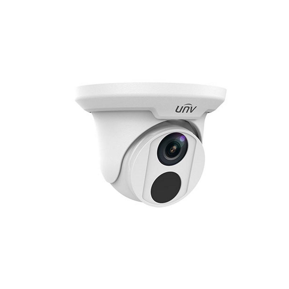 8МП купольная IP видеокамера Uniview IPC3618LR3-DPF28-F