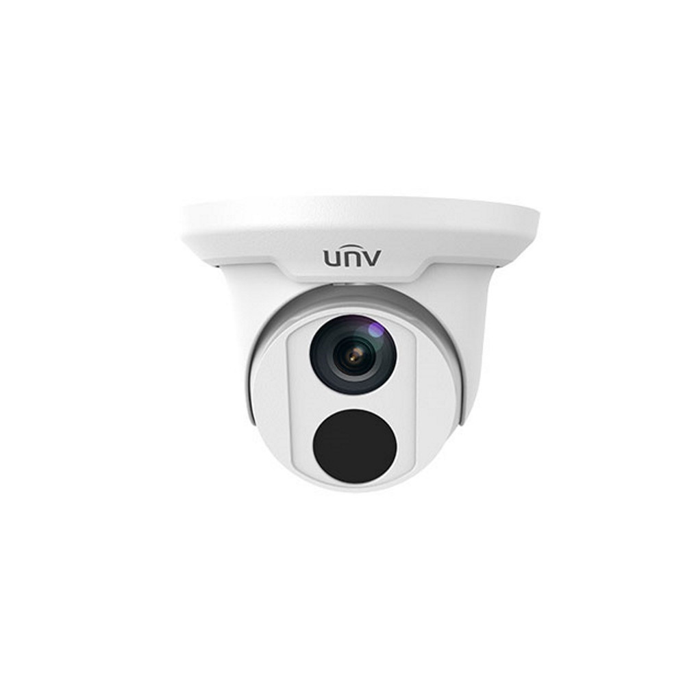 4МП купольная IP видеокамера Uniview IPC3614SR3-ADPF28-F