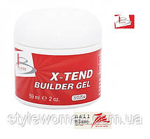 Гель Blaze X-Tend Builder Clear white Gel, 59 мл белый