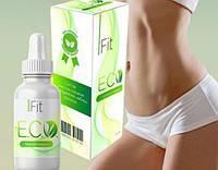 Eco Fit - капли для похудения (Эко Фит), быстрое похудение снижения веса жиросжигатель