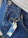 😝 Джинси - широкі Чоловічі Джинси / чоловічі джинси сині з якісного котону ZARA, фото 5