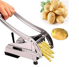 Картофелерезка Potato Chipper Professional SiIlver