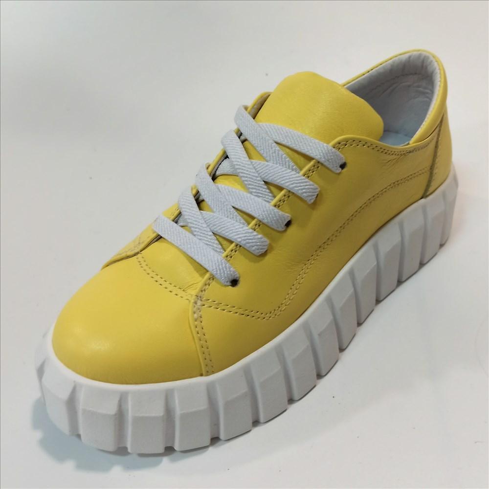 Жіночі жовті кросівки, Arcoboletto розміри: 32-36