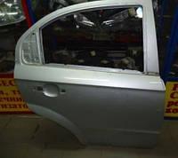 Дверь задняя правая седан Авео 3 GM Корея (ориг) 96648858, 96942046