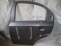 Дверь задняя левая седан Авео 3 GM Корея (ориг) 96648857, 96942045