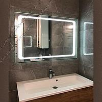 Зеркало с LED подсветкой, 800х600мм, L15, фото 1