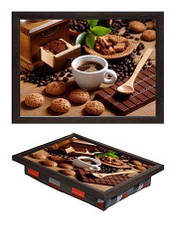 Поднос мини шоколад и печенье