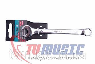 Ключ рожково-накидной Berg 48-307 (13 мм)