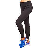 Лосины для фитнеса и йоги Domino CO-1639 размер M-2XL-44-52 черный M (44-46)
