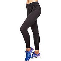 Лосины для фитнеса и йоги Domino CO-1628 размер M-2XL-44-52 черный M (44-46)