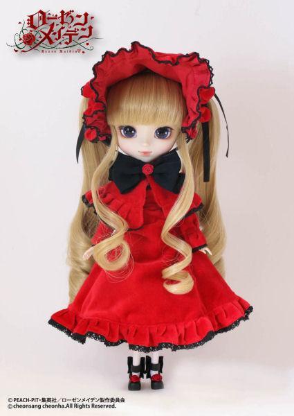 Лялька Pullip Rozen Maiden Shinku 2014 Пуллип Шинку Розен Мейден роузен в червоному колекційна