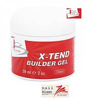 Гель Blaze X-Tend Builder Clear Gel, 59 мл  прозрачный