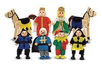 MD285 Дерев'яні фігурки для лицарського замку Melissa & Doug