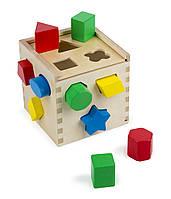 MD575 Сортировочный куб Melissa & Doug