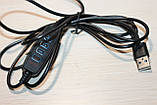 Лампа Сэлфи LED кільце 16см (синя коробка), фото 4