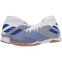 Футзалки Adidas Nemeziz 19.3 IN Footwear White/Team Royal Blue/Team Royal Blue - Оригінал, фото 1