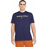 Футболка Nike DB TEE NIKE PRO M - Оригинал, фото 1