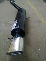 """Глушитель прямоточный """"Stinger-sport"""" с насадкой ВАЗ 2101-07"""