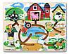 "MD4303 Farm Maze (Лабіринт-пазл ""Ферма"") Melіssa & Doug"
