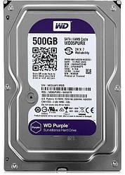 Жесткий диск HDD для видеонаблюдения 500 Гб