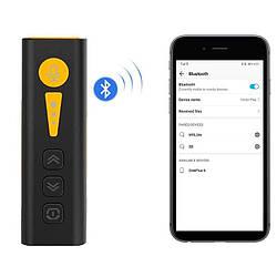 Изменитель голоси для мобільних телефонів Mamen I3K, перетворювач голосу, Bluetooth 5.0, 7 режимів, чорний