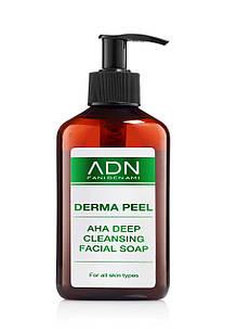 Мыло для жирной кожи ADN AHA Deep Cleansing Facial Soap - 250 мл