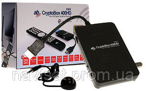 Ресивер AB CryptoBox 400HD Mini