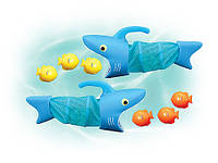 "MD6664 Spark Shark Fish Hunt Pool Toy (Водная игра ""Акула поймай рыбку"") Melissa & Doug"
