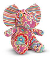 Мягкая игрушка Melissa & Doug Sally Elephant Слоник Салли, Beeposh (MD7157)
