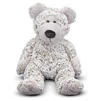 MD7720 Sports Bear Stuffed Animal (Мишка плюшевый Гриша, 40 см) Melissa & Doug