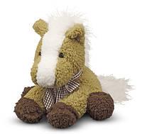 М'яка іграшка Simba-dickie toys Кумедний поні, 23 см (MD7407)