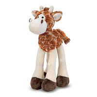 Мягкая игрушка Melissa & Doug Длинноногий Жираф, 32 см (MD7435)