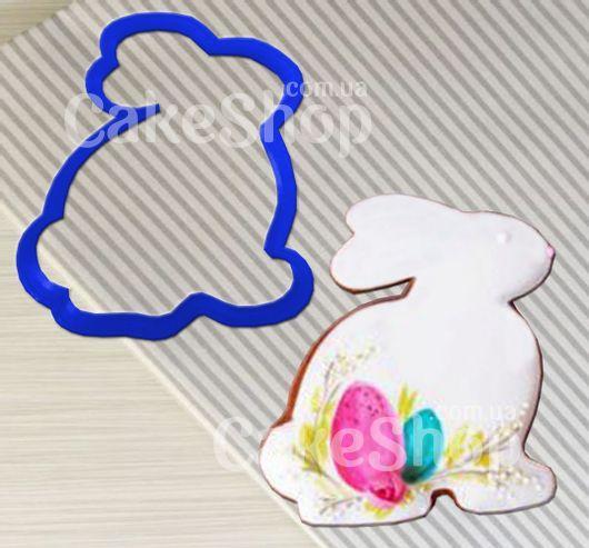 Вырубка пластиковая Кролик 1