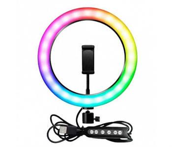 Кольцевая LED-лампа Voltronic (MJ26 RGB/01428)