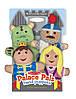 "MD19082 Palace Pals Hand Puppets (Ляльковий театр ""Королівська сім'я"") Melіssa & Doug"