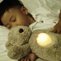"""Мягкая звуковая игрушка-ночник """"Мишка Тедди"""" Glow Cuddles Bear Cloud-B"""