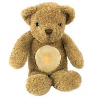"""М'яка звукова іграшка-нічник """"Ведмедик Іриска"""" Glow Cuddles Bear - Toffee Cloud-B"""