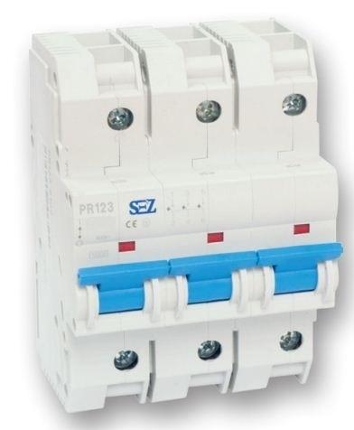 Автоматический выключатель SEZ PR-123 125А
