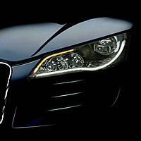Ангельские глазки на  Ауди—Angel eyes Audi.