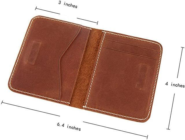 холдер держатель для карт визитница натуральная кожа