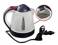 Автомобильный чайник Ferze 24 вольт белый с предохранителем