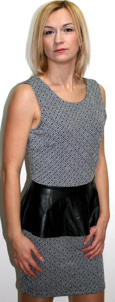Стильное женское платье с Италии